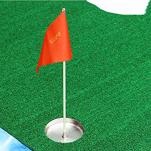 All-In-One Mutil Function Golf Practice Mat----Chipper/Irons/Driver/Putter Practice Mat,4.92FT X 11.48FT by PGM (Image #7)