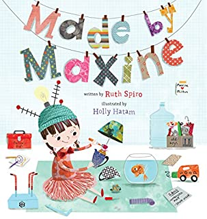 Book Cover: Made by Maxine
