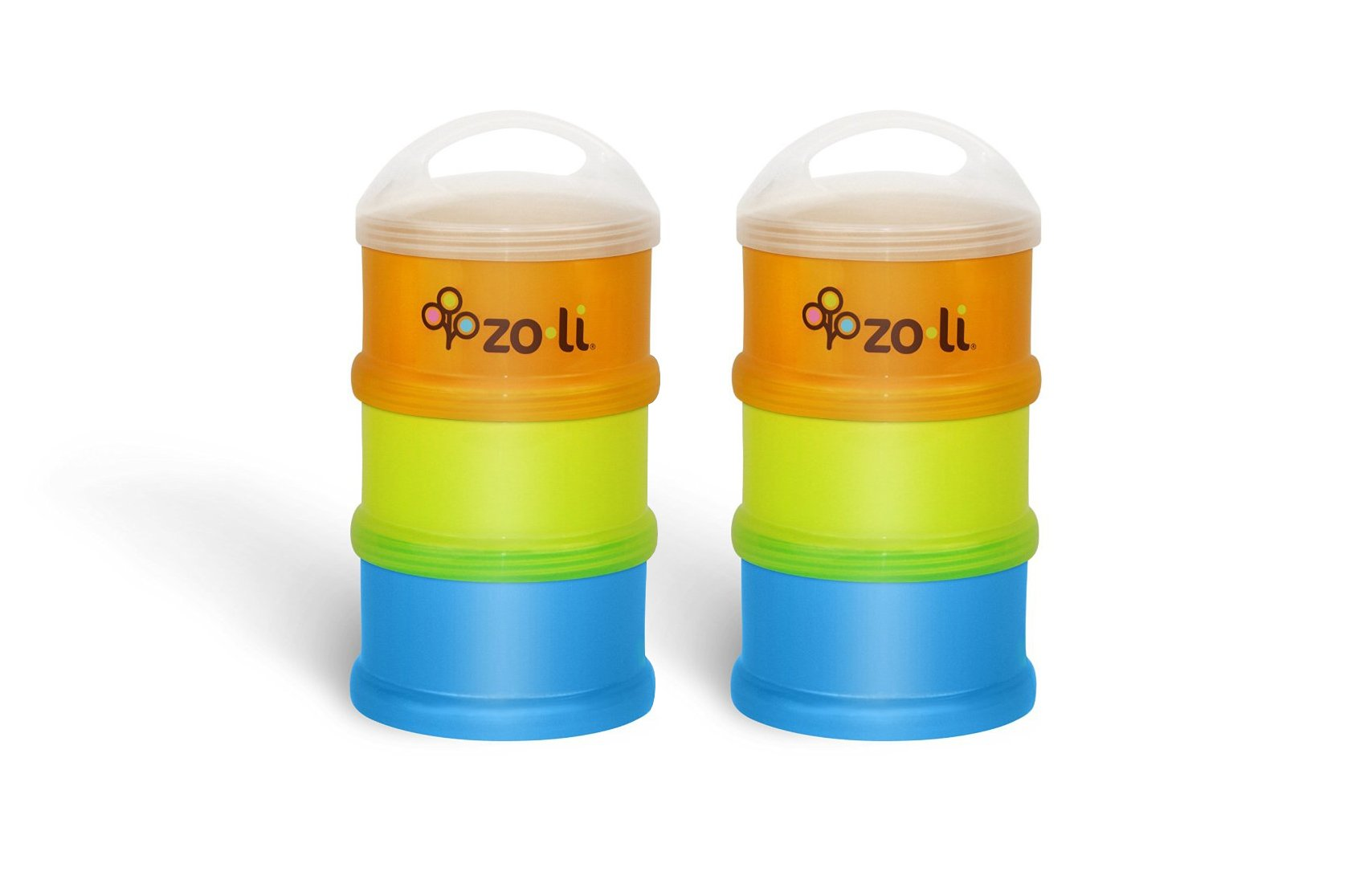 Zoli Baby Sumo Snack Dispenser - 2 Count