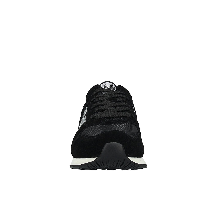 Negro Unisex Munich negro Zapatillas Massana Adulto 302 qSI4R