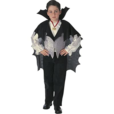 Rubies Classic Vampire Child's Costume, Medium: Toys & Games