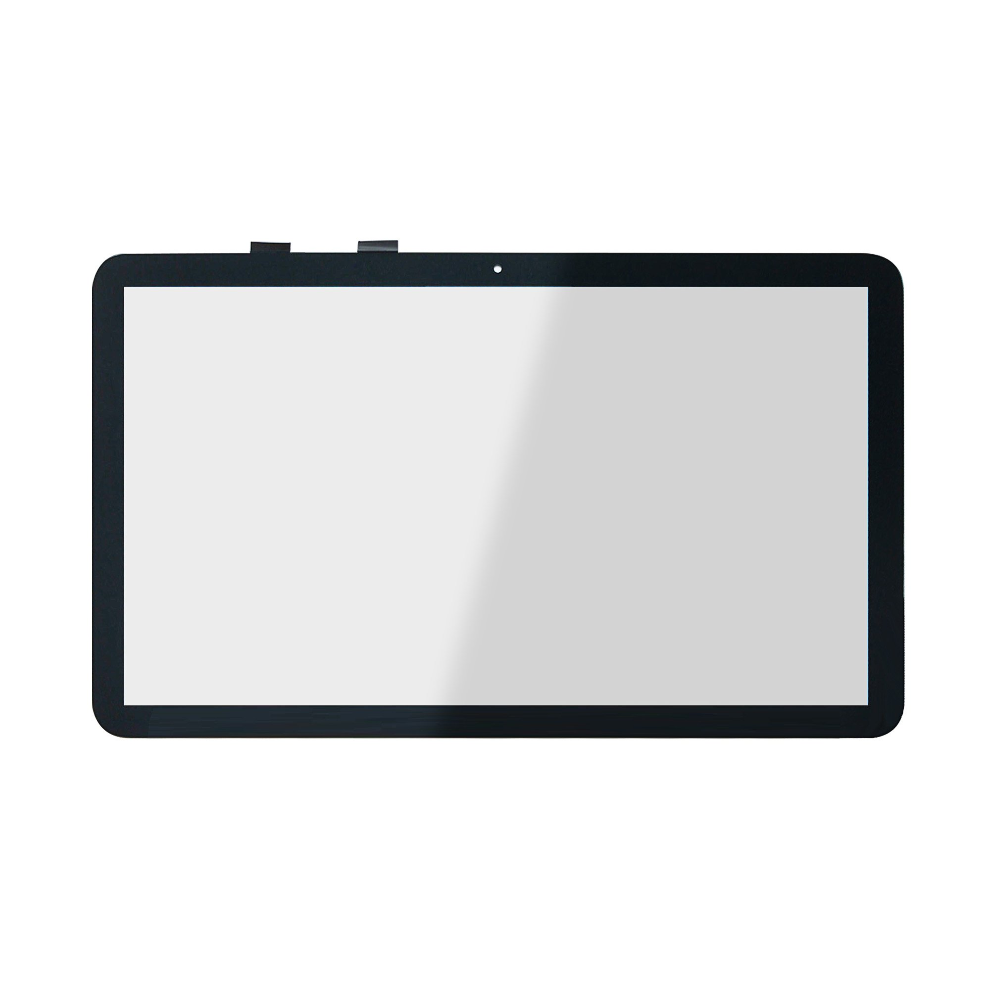 LCDOLED 15.6'' Replacement Touch Screen Digitizer Glass for HP Pavilion 15-ab121dx 15-ab071nr 15-ab143cl 15-ab153nr 15-ab292nr 15-ab262nr 15-ab283nr 15-ab259nr 15-ab267cl etc. (No Bezel)