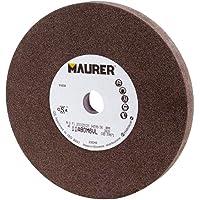 Maurer 9090075 Muela de corindón, 150 x 20