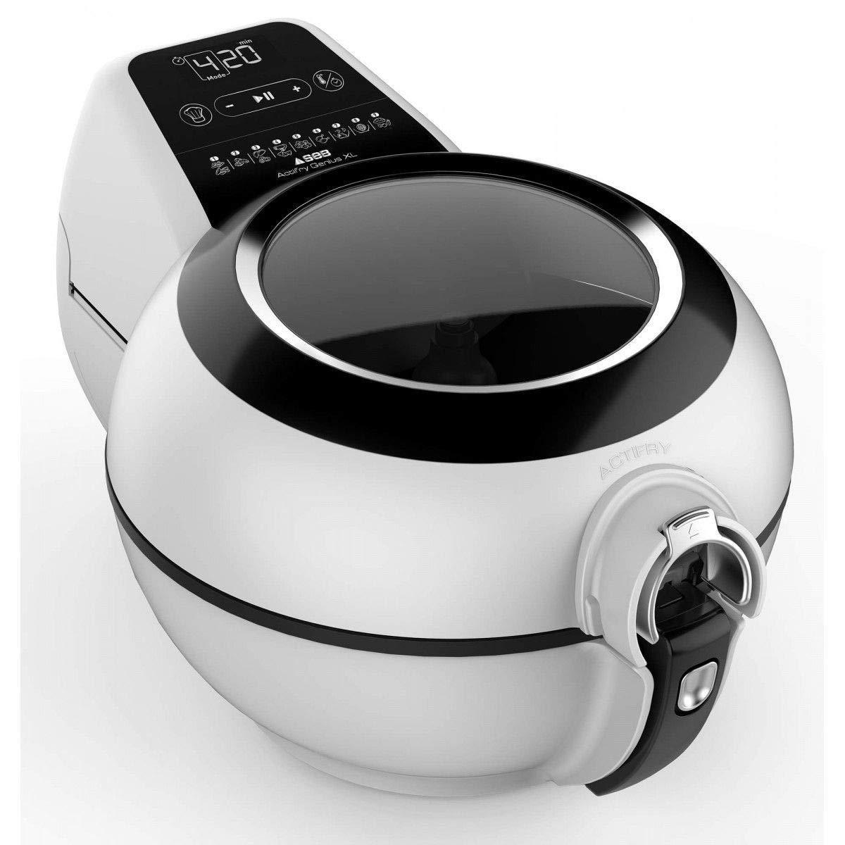 SEB Actifry Genius XL Hot air fryer Solo Negro, Blanco ...