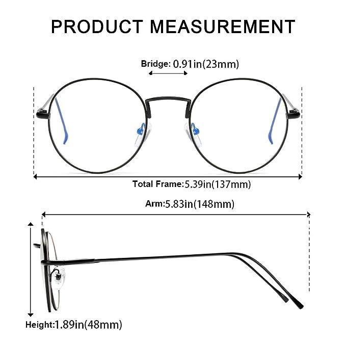 Amazon.com: AISSWZBER - Gafas de sol sin receta médica ...