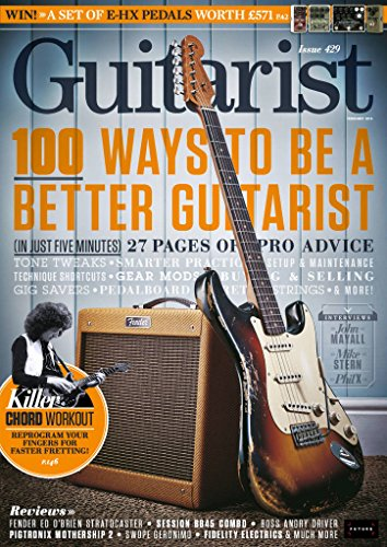 Best Price for Guitarist Magazine Subscription