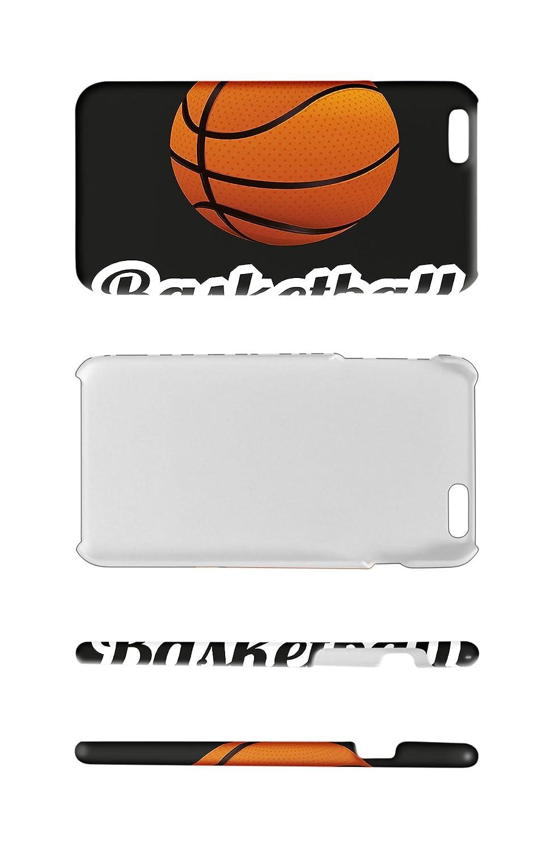 Funda Protectora Carcasa para IPhone 7 Diversión Baloncesto ...