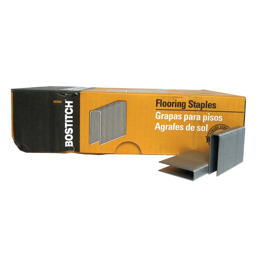 BOSTITCH BCS1516-1M 15-1/2-Gauge 2-Inch Hardwood Flooring Staples by BOSTITCH
