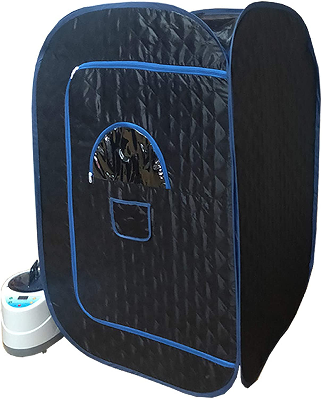 Pers/önliche Zusammenklappbare Saunakabine Home Spa Zur Gewichtsreduktion YJF-MRY Dampfsauna-Raum /Übergro/ße Tragbare Dampfsauna-Kabine Mobile Mini-Ganzk/örper-Dampfsauna