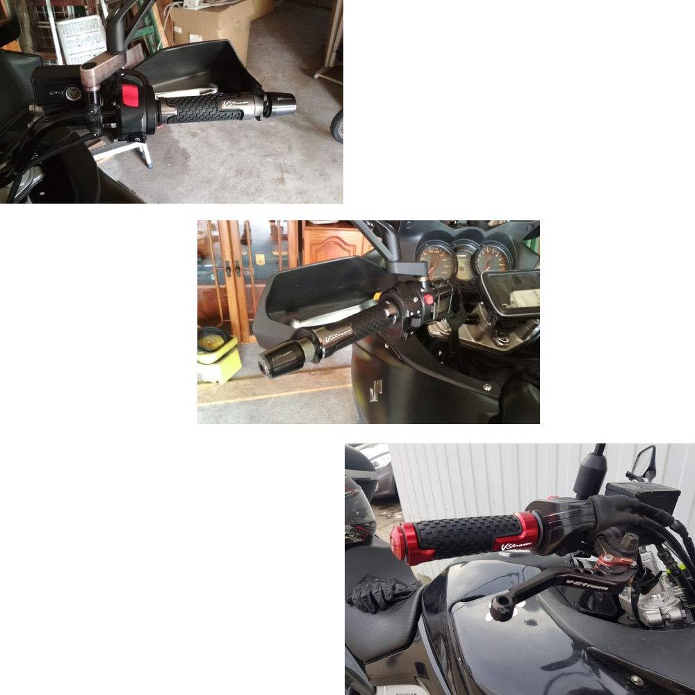 Oro 2pcs Contrappesi Manubrio Bilancieri Per SUZUKI V-Strom V Strom DL650 DL1000