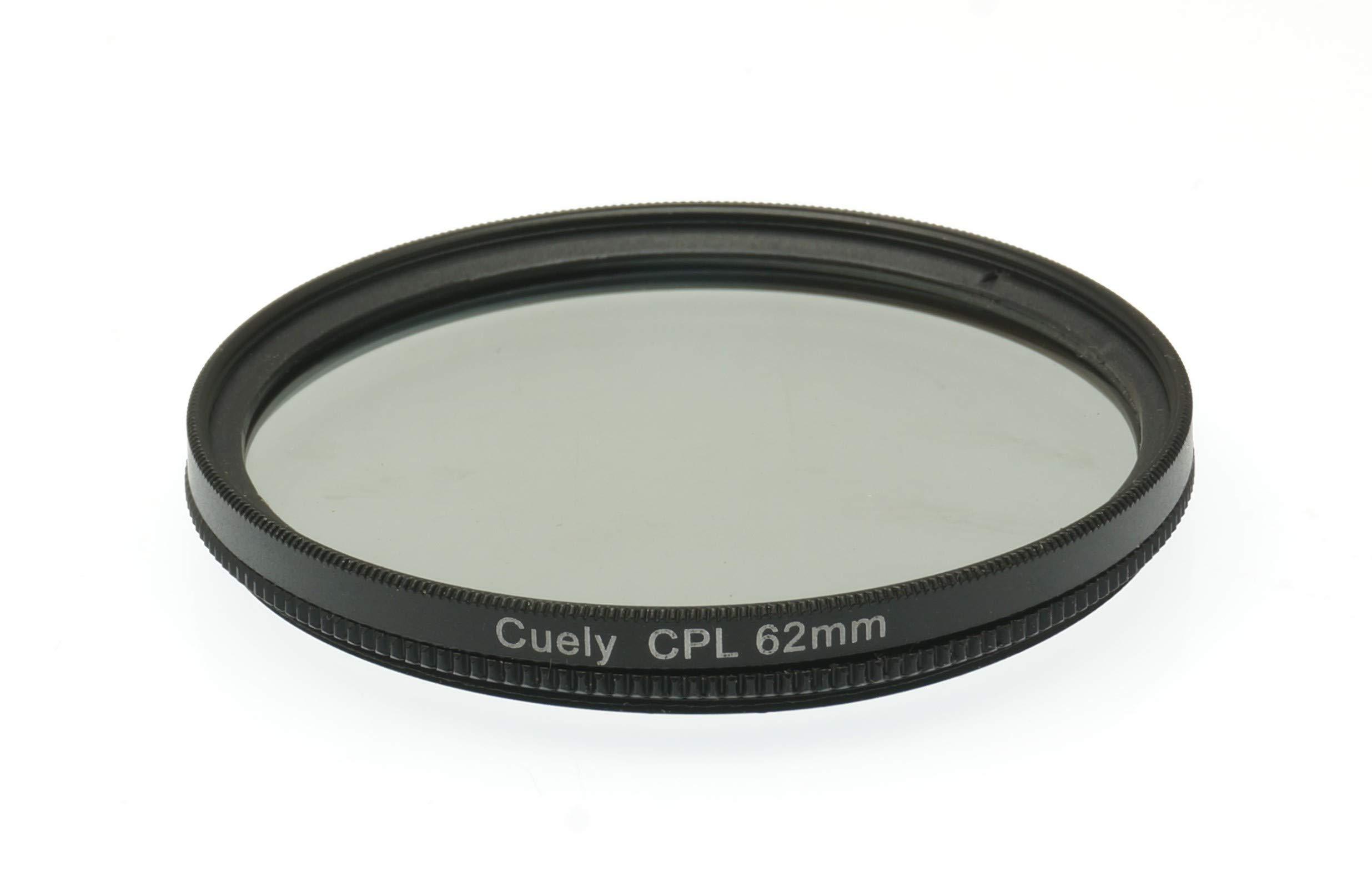 62mm Circular Polarizing Filter for Fujifilm XF 23mm F1.4 R by Fujiyama