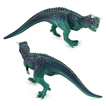 Natural Jurásico Realista Mirando Dearmy Dinosaurio Carnotaurus n0vymP8wON