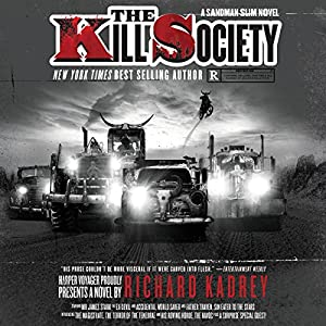 The Kill Society Audiobook