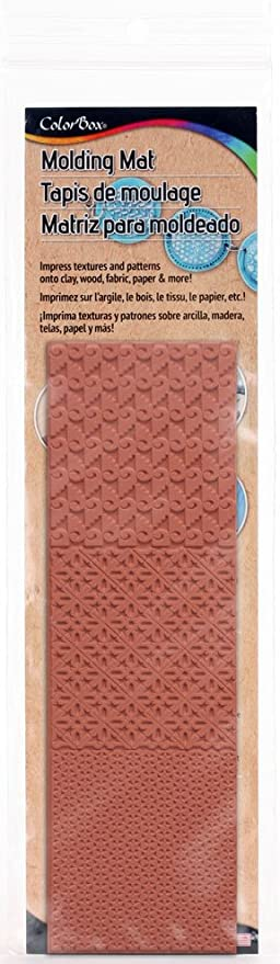 CLEARSNAP ColorBox Molding Mats Moorish Tiles