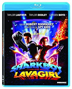 Cover Image for 'Adventures Of Sharkboy And Lavagirl , The'