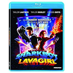 The Adventures of Sharkboy and Lavagirl [Blu-ray] (2011)