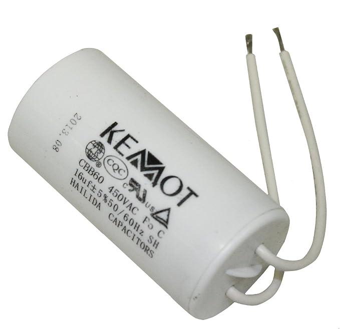 Kondensator 15/µF 450V Aerzetix