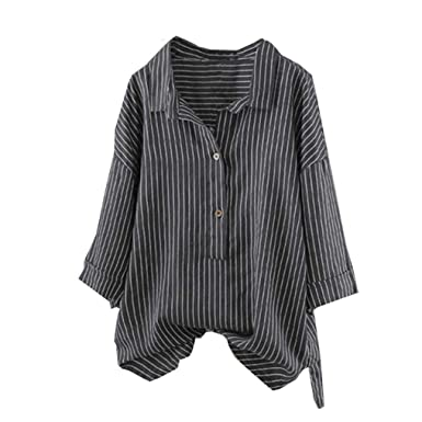 ae3a44c62e82 Womens Tops,Womens Blouses,Womens Shirts Moonuy,Ladies Girl Women Button up  Pullover