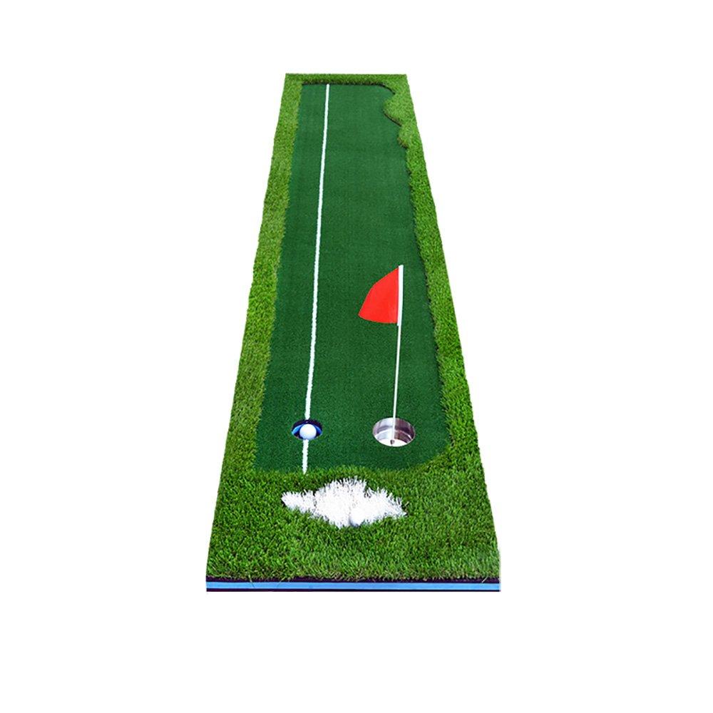 インドアゴルフPuttingマットパター練習アウトドア 75cm 1# B0785DX61Q