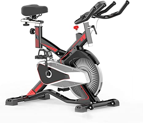 DRLGC Spinning Bike Running Equipo de Ejercicio físico, Gimnasio ...