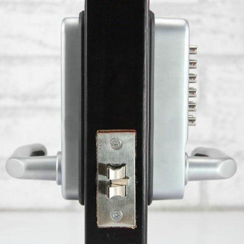 OS209A Sharplace Serrure /à Code Num/érique Digicode Verrou Mot de Passe Verrouillage de Porte /Électronique Entr/é S/écurit/é