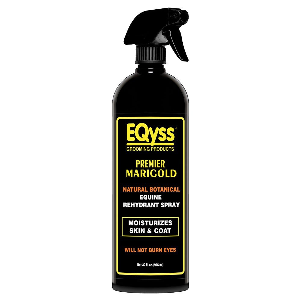 EQyss Premier Equine Spray Marigold Scent - Moisturizes Skin and Coat EQyss Grooming Products Inc. 10470