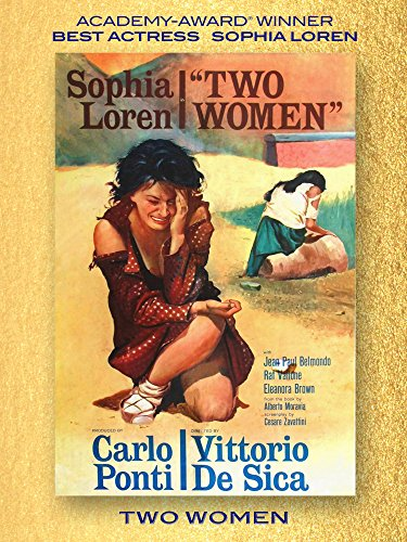Sophia Actress Loren - Two Women