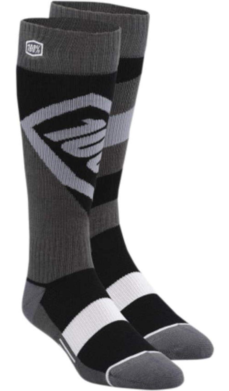 100/% Unisex-Adult Torque 8 Mid-Calf Riding Socks Green,Small//Medium