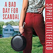 A Bad Day for a Scandal: A Crime Novel | Sophie Littlefield