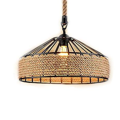 Collector Lámpara colgante retro vintage lámpara colgante industrial ...