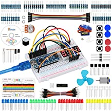 Emakefun for Arduino Nano Project Super Starter Kit with Detailed Tutorial for UNO R3 Mega 2560 …
