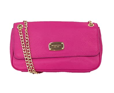 637c4dc9aa072c Image Unavailable. Image not available for. Color: Michael Kors Jet Set  Leather ...