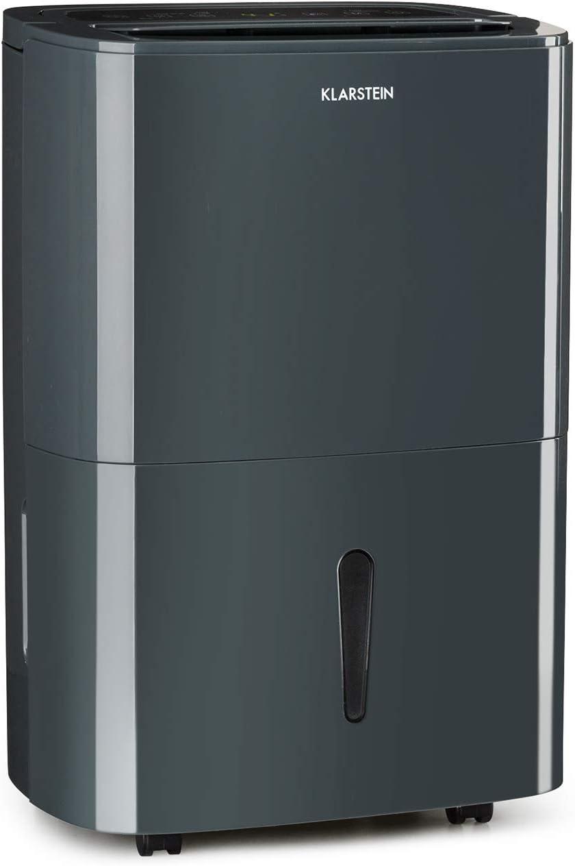 Klarstein DryFy20 Deshumidificador de Aire - Secadora de reformas ...