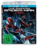 The Amazing Spider-Man - 3d Version 2 Disc [Blu-ray] [Import allemand]