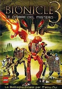 bionicle 3 le ombre del mistero dvd Italian Import