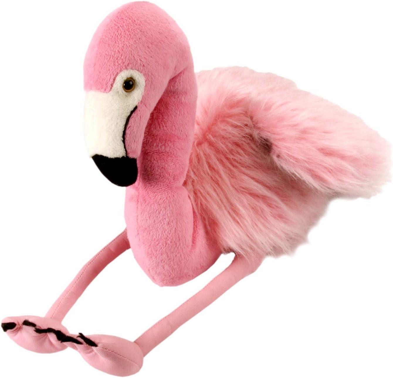 Multicolore 8029956059407 Plush /& Company Chiby Gru Rosa L50 Cm Uccello Volatile Peluches Giocattolo 776