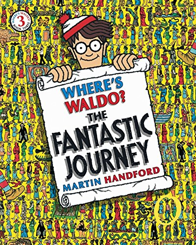 Where's Waldo? The Fantastic Journey ()