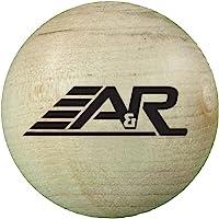 A&R Sports - Pelota de Madera para manubrio