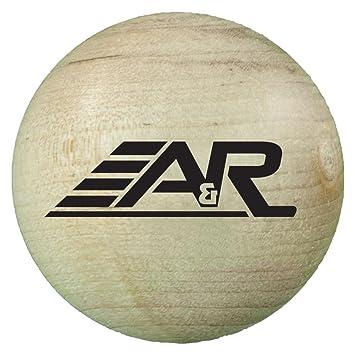 85e8afa33aa A R Sports Wood Stick Handling Ball
