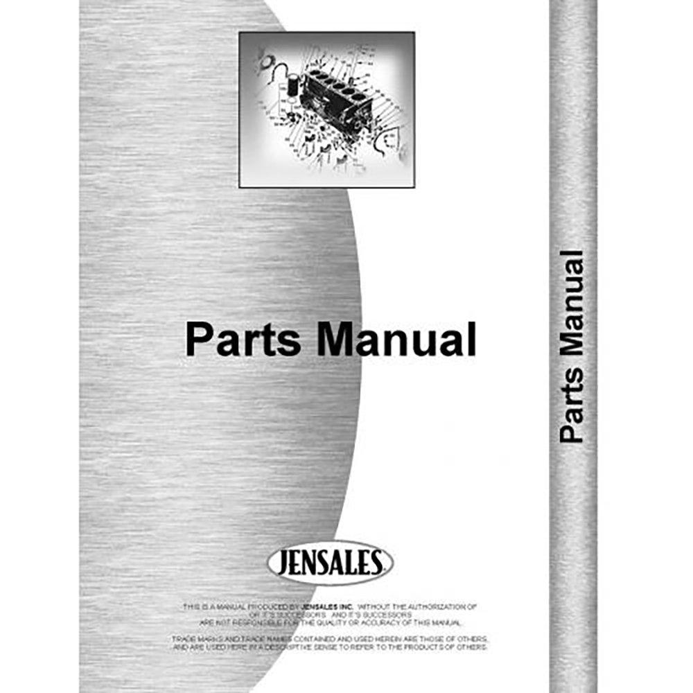 Amazon.com: New McCulloch Chainsaw Parts Manual (MC-P-2-10+PS): Industrial  & Scientific