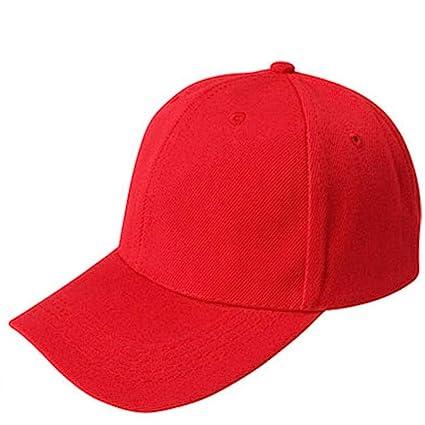 ❤️Nueva unisex gorra de béisbol algodón mezclado motocicleta ...