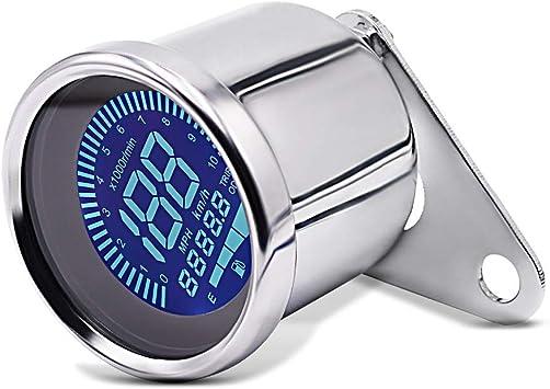 Digital Tachometer Für Honda Shadow Vt 750 600 C Txr Chrom Auto