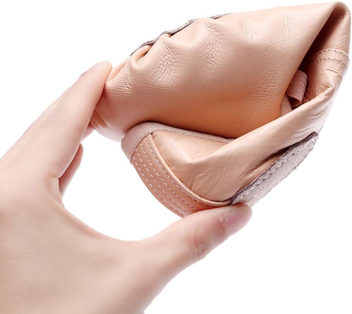 DoGeek Zapatos de Ballet de Cuero Zapatillas de Ballet de Danza Baile para Ni/ños