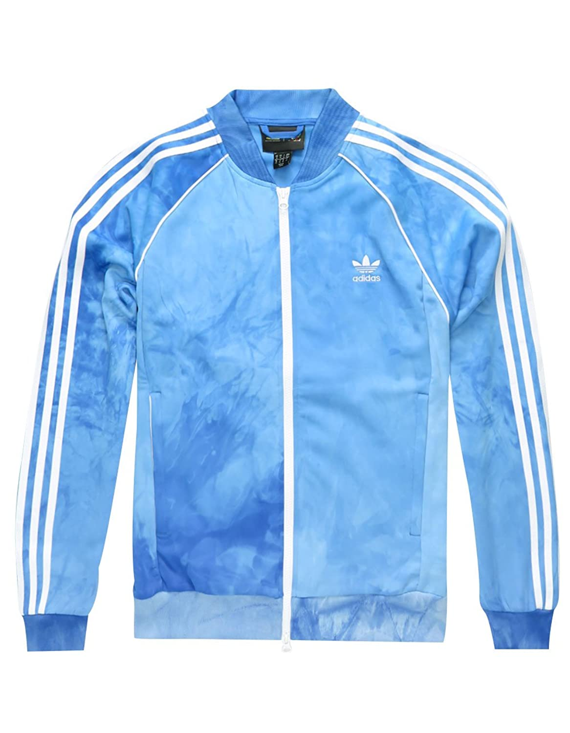3f8ba443e408d adidas Men's Originals Pharrell Williams hu Holi SST Track Jacket ...