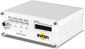 Evron Portable Ozone Generator 100mg/H Ozium Air Sanitizer Ionizer Plug-in Chargable Odor Eliminator with Filter & Fan Ozone Machine for Fridge,Rooms,Cars,Travel and Pets
