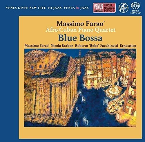 SACD : MASSIMO AFRO CUBAN PIANO QUARTET FARAO - Blue Bossa (Japan - Import)