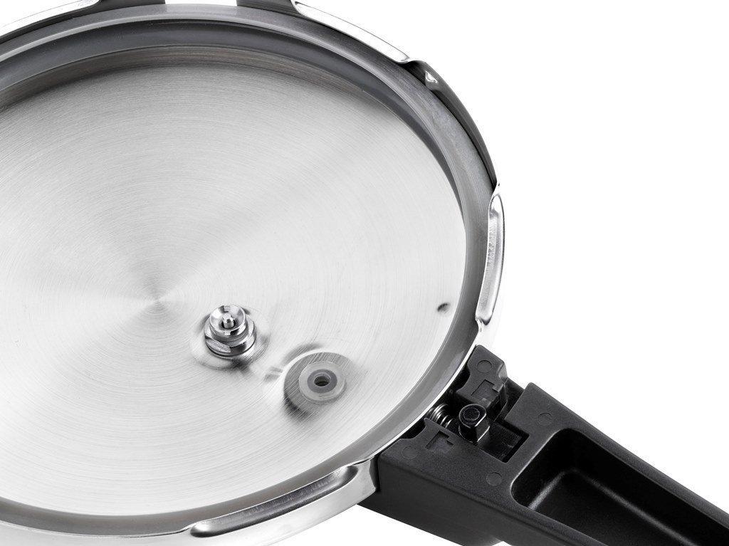 Monix Quick - Olla a presión rápida de 4 litros: Amazon.es ...