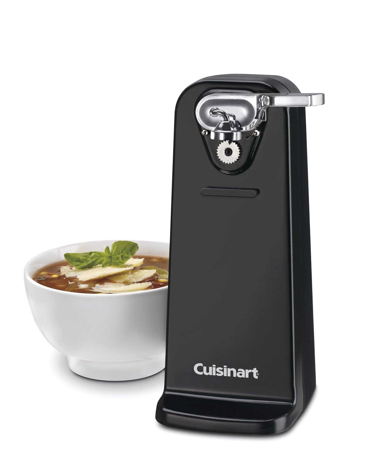 Cuisinart CCO-50BKN Deluxe Electric Can Opener, Black