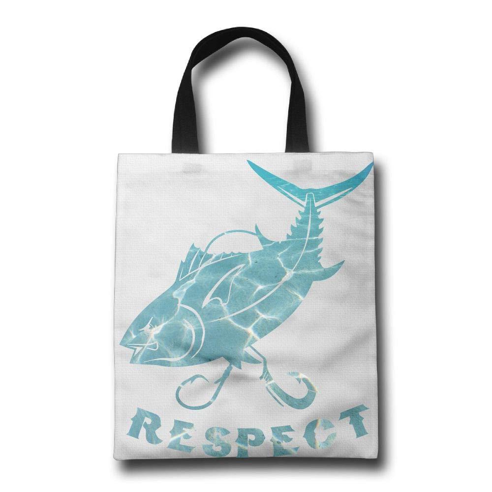 日本最大のブランド Lqzdqa Respect The 耐久性 Bluefin Fashion 再利用可能なショッピングバッグ The エコフレンドリー 耐久性 Respect B07GSPW62M, YASORA:e6c8d634 --- by.specpricep.ru