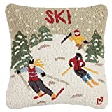 Chandler 4 Corners Ski Country 18'' Pillow